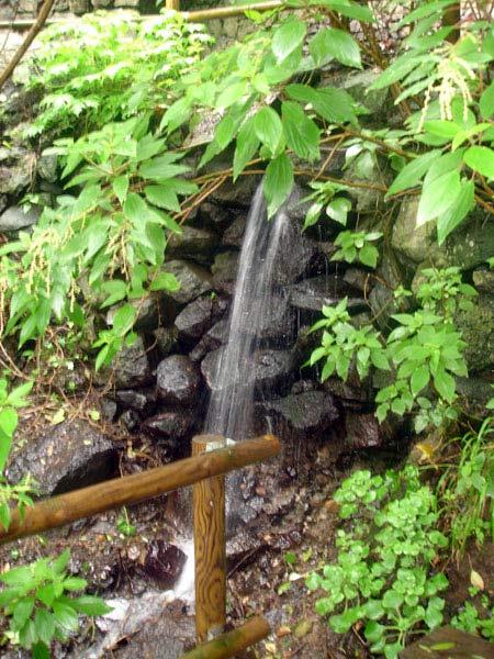 Chorros de Epina - Quelle