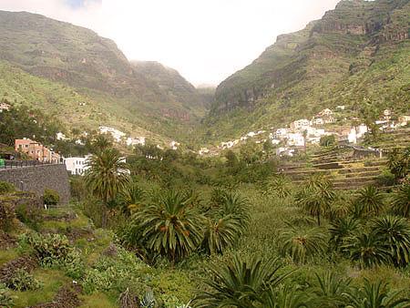 Valle Gran Rey - ein Paradies für Wanderer und Naturfreunde
