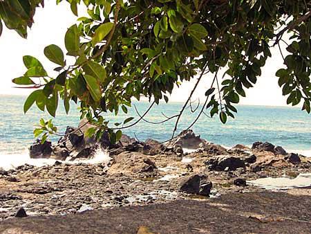 Meer und Strand, La Gomera