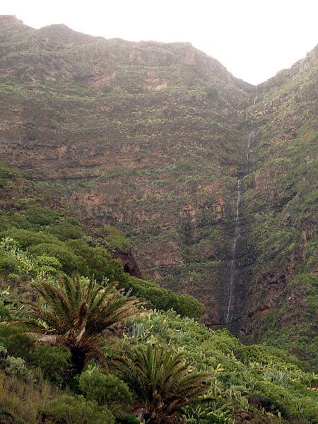 Arure Wasserfall, Wandern, Valle Gran Rey