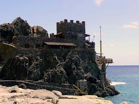 Castillo del Mar, La Gomera