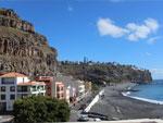 Pension in Playa de Santiago