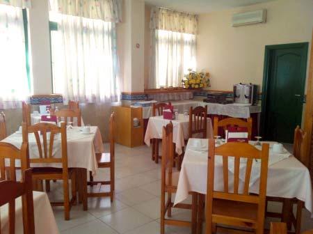 Speisesaal, Hotel Villa Gomera